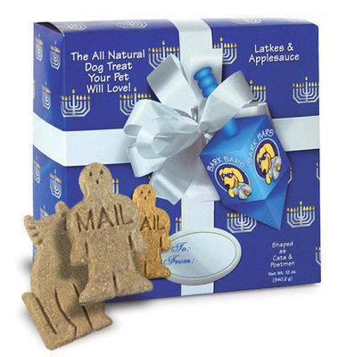 Hanukkah Gift Box Bark Bars - Posh Pet Glamour Boutique