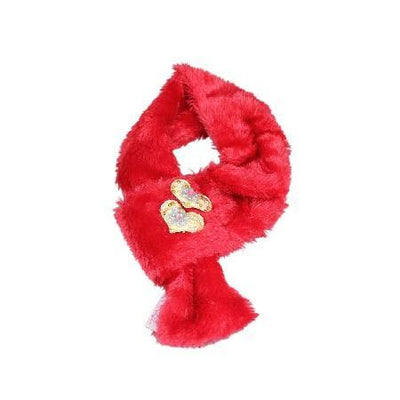 Heart Scarf - Posh Pet Glamour Boutique