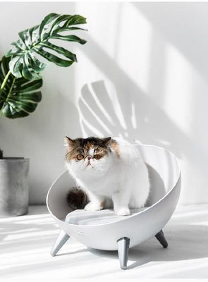 Hemispherical Cat Chaise - Posh Pet Glamour Boutique
