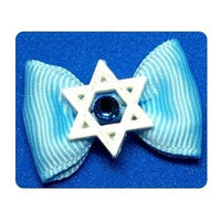 Holiday Hanukkah Star of David - Posh Pet Glamour Boutique