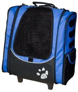 IGO2 Escort Roller Backpack - Posh Pet Glamour Boutique