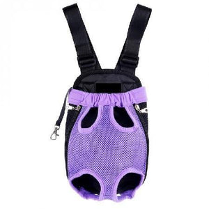 Legs Out Pet Carrier - Posh Pet Glamour Boutique