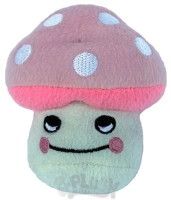 Lil Plush Pink Mushroom Toy - Posh Pet Glamour Boutique