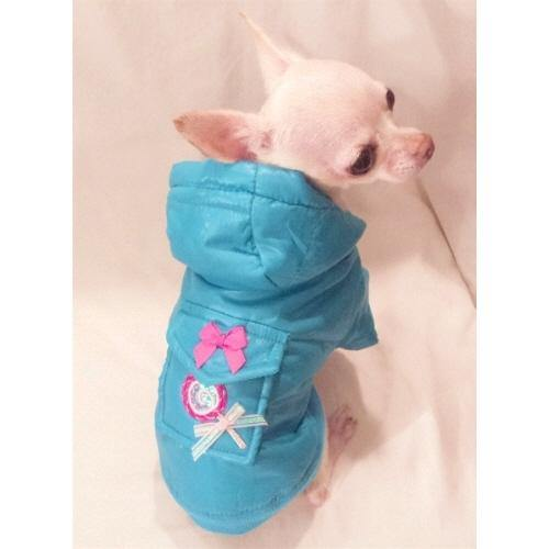 Lolli Puppy Jacket - Posh Pet Glamour Boutique
