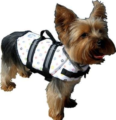 Louie Life Jacket - Posh Pet Glamour Boutique