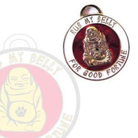Lucky Buddha Blessing - Posh Pet Glamour Boutique