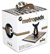 Metro Paws Metro Pads Designer Training Pads - Posh Pet Glamour Boutique