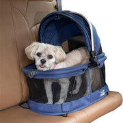 Midnight River VIEW 360 Pet Carrier/Car Seat - Posh Pet Glamour Boutique