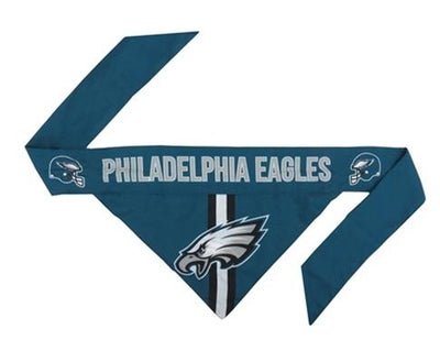 NFL Bandana - Eagles - Posh Pet Glamour Boutique