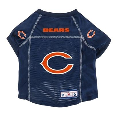 NFL Jersey - Bears - Posh Pet Glamour Boutique