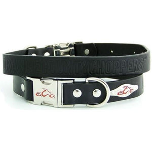 OCC Leather Collar - Posh Pet Glamour Boutique