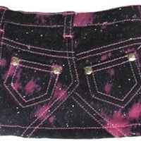 Pink Glitter Skirt - Posh Pet Glamour Boutique