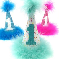 Polka Dot Pawty Hats - Posh Pet Glamour Boutique