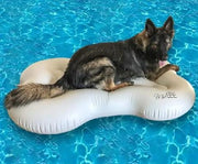 Pool Float Inflatable Bone Shape - Posh Pet Glamour Boutique
