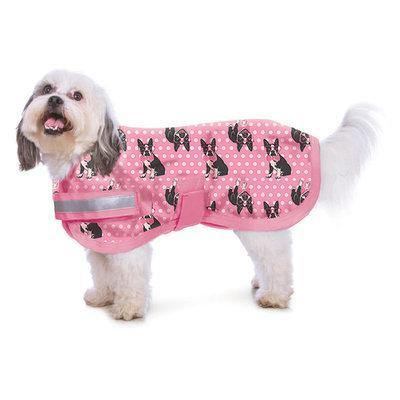 Preppy Bostons Expression Coat - Posh Pet Glamour Boutique