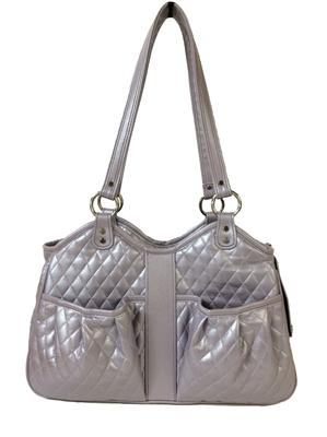 Quilted Luxe Metro Lilac - Posh Pet Glamour Boutique