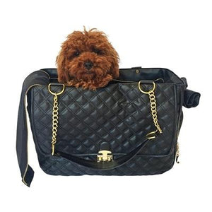 Rodeo Signature Quilted Travel Bag - Posh Pet Glamour Boutique