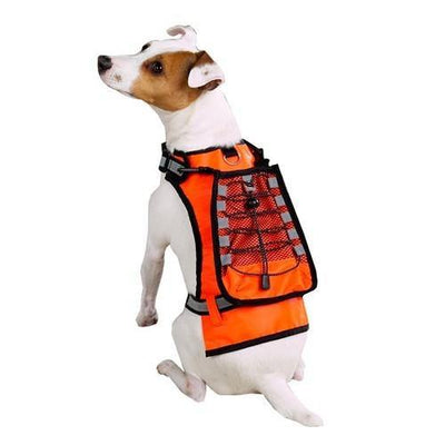 Safety Vest with drink holder - Posh Pet Glamour Boutique