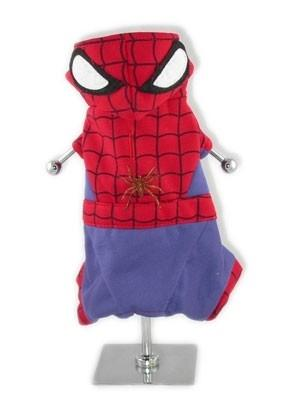 SpiderDog Costume - Posh Pet Glamour Boutique
