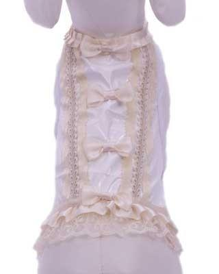 Sweet Romance Corset - Posh Pet Glamour Boutique