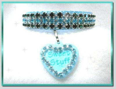 Sweet Stuff Collar - Posh Pet Glamour Boutique