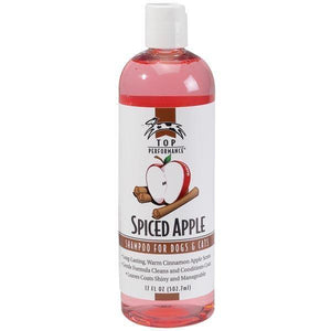 Top Performance Spiced Apple Shampoo - Posh Pet Glamour Boutique