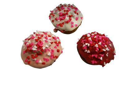 Valentine Puppycake Treats - Posh Pet Glamour Boutique
