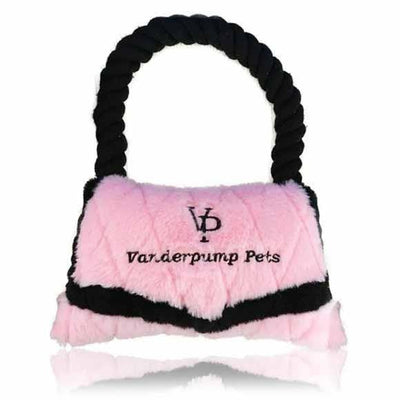 Vanderpump Purse Plush Toy - Posh Pet Glamour Boutique