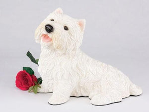 West Highland Terrier Urn - Posh Pet Glamour Boutique