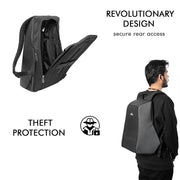 Gods Ghost Constellation -Anti-Theft Laptop Backpack - RoadGods