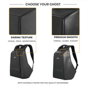 Ghost - Anti-Theft Laptop Backpack (Premium Smooth) - RoadGods