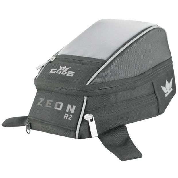 Gods Zeon R2 - Magnetic Motorcycle Tank Bag with Capsule Rain Cover - RoadGods