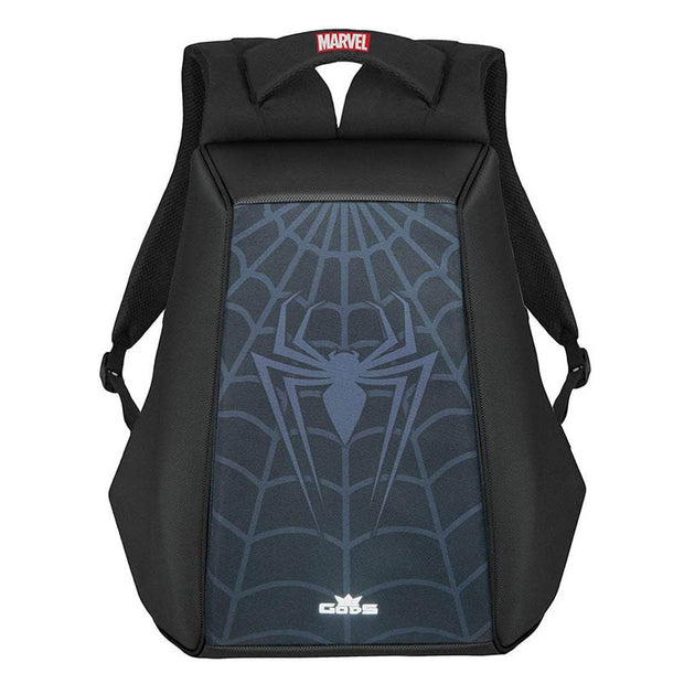 GODS Marvel Avengers Exclusive Spider Man Ghost 15.6 Inch Laptop Backpack - RoadGods