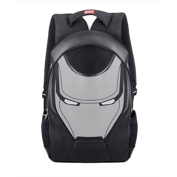 Marvel Avengers Exclusive Iron Man Rudra 15.6 Inch Laptop Backpack - RoadGods