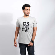 I am Off-Road Men's Grey T-shirt - Gods Exclusive Collection - RoadGods