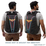 Marvel Avengers Exclusive Captain Marvel Xator 15.6 Inch Laptop Backpack - RoadGods