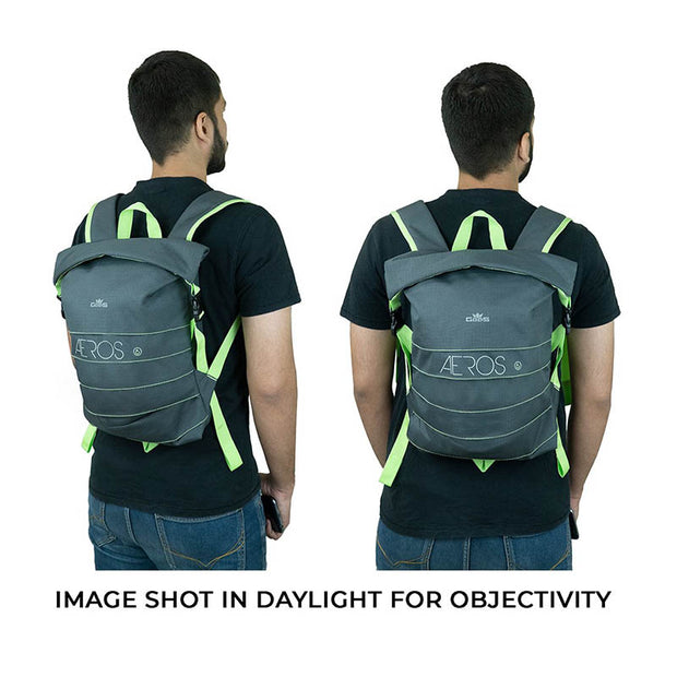 AEROS 10 - Expandable (6+4)L Light-Weight Backpack - RoadGods