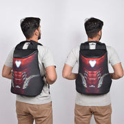 GODS Marvel Avengers Exclusive Iron Man Zarc 15.6 Inch Laptop Backpack - RoadGods