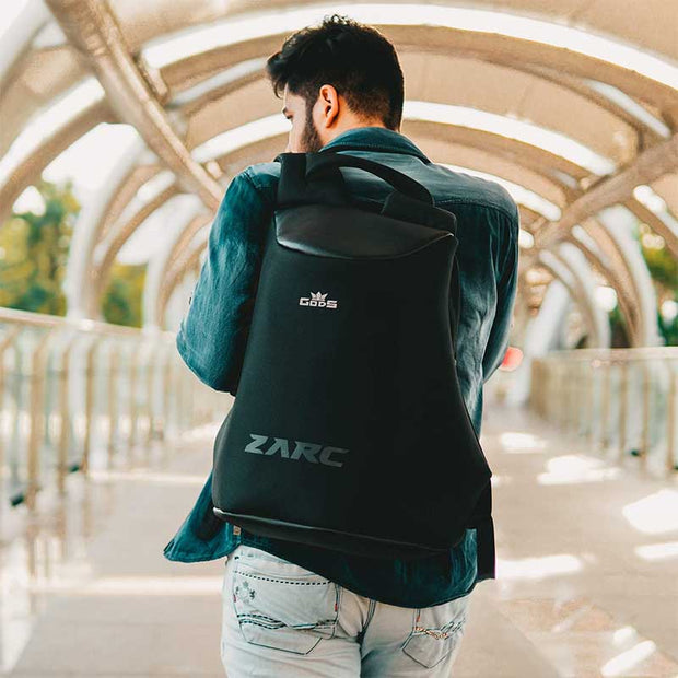 Zarc Anti-Theft Laptop Backpack - RoadGods