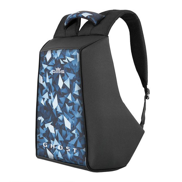 Gods Ghost IceWalker -Anti-Theft Laptop Backpack - RoadGods