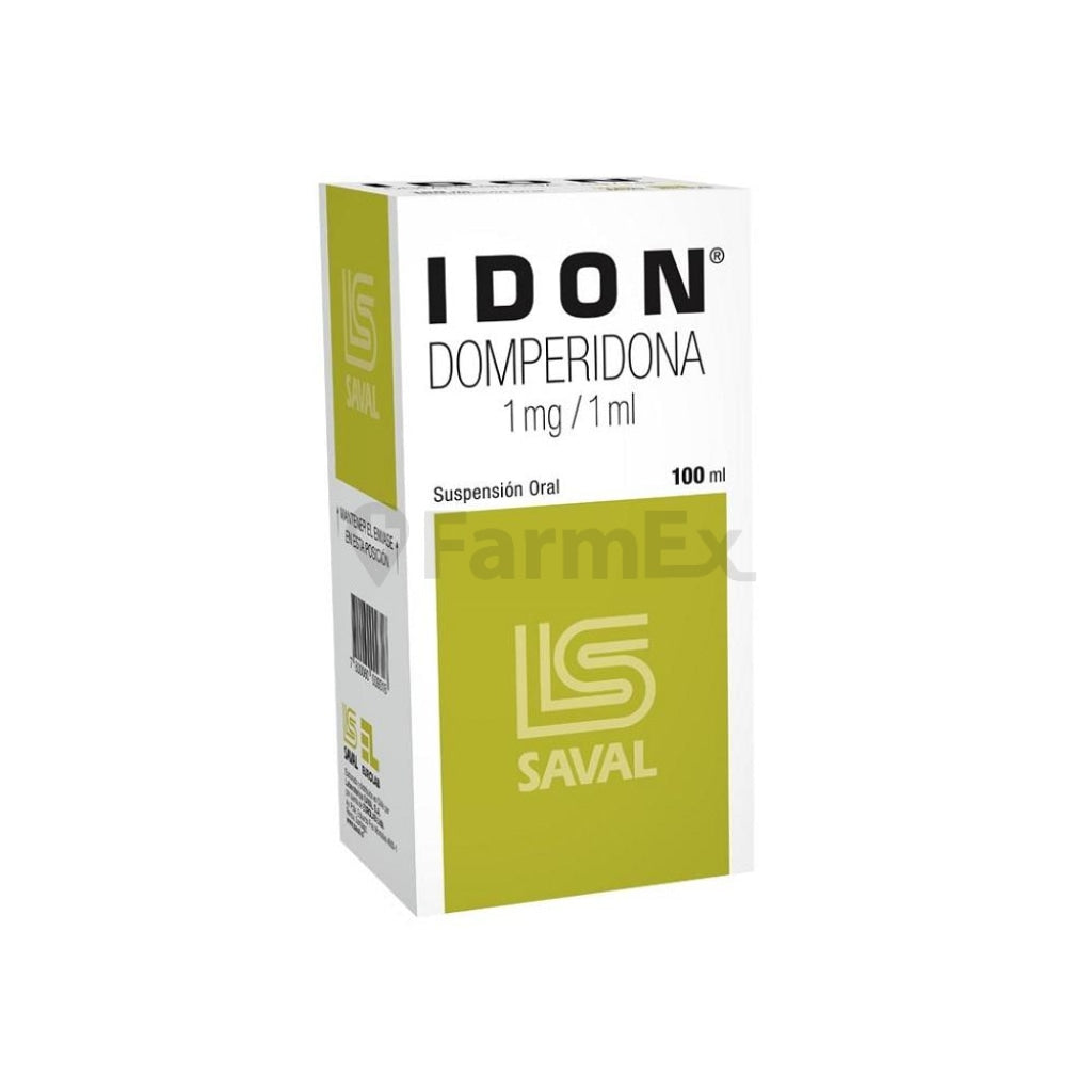 Idon Suspension Oral x 100 ml