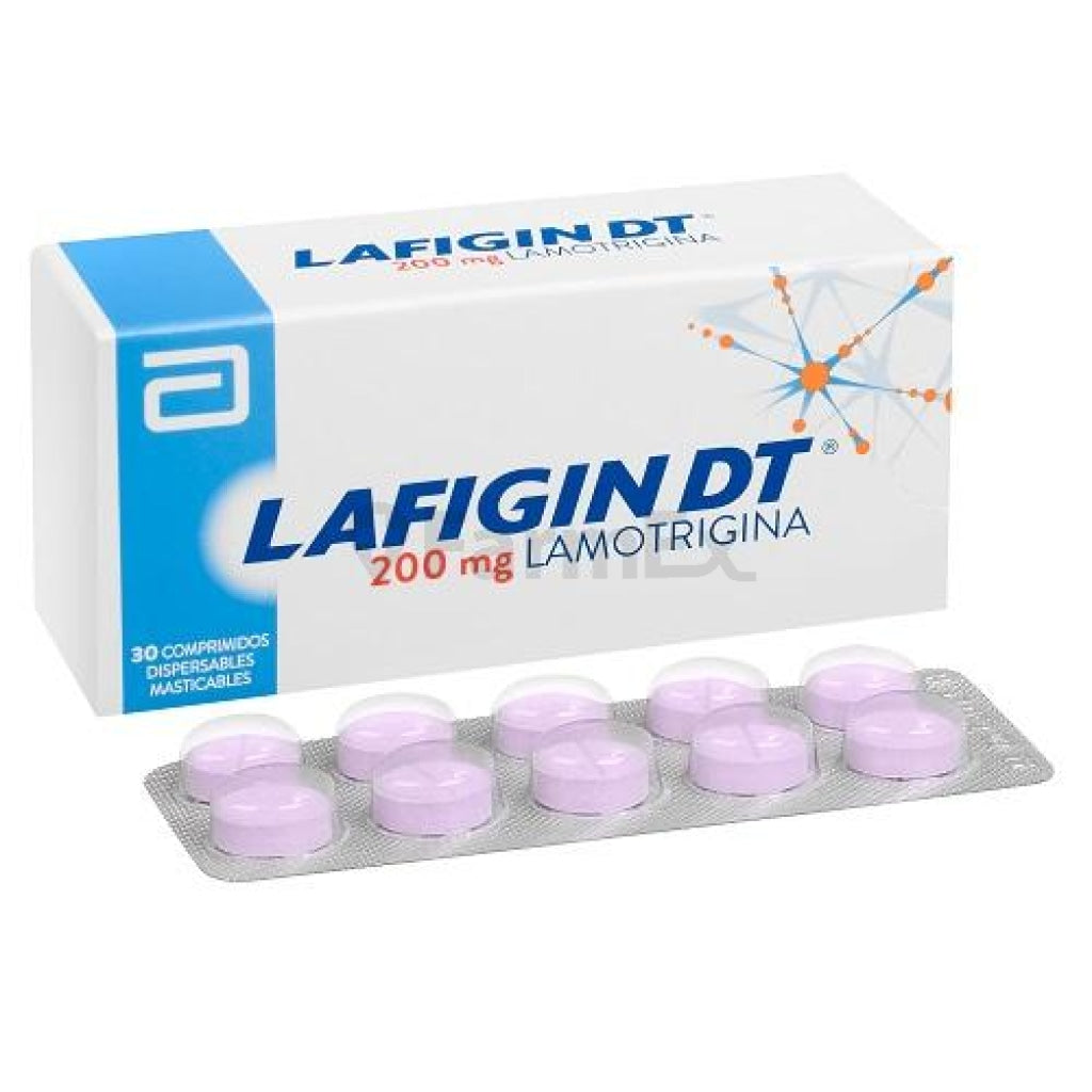 Lafigin DT 200 mg x 30 comprimidos dispersables(Abbott)