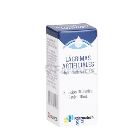 Lagrimas Artificiales Oft. 0,7% x 10 ml