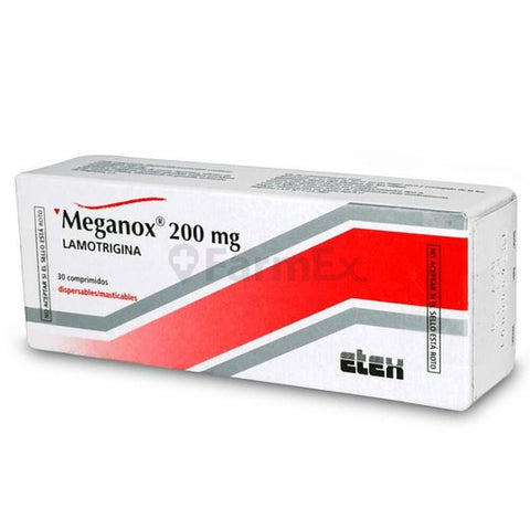 Meganox 200 mg. x 30 Comprimidos Dispersables