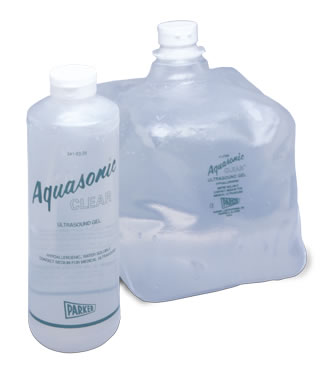 Aquasonic 03-50 Clear Gel, 5L