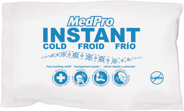MedPro Instant Cold Compresses 9x5