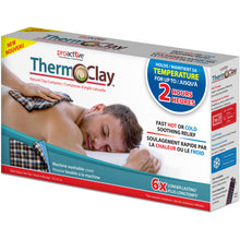 Therm-O-Clay, Natural Clay Compress - Multi Purpose Pack