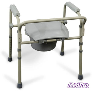 Medpro Folding Commode (4 Commodes/Case)
