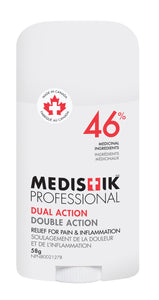 MEDISTIK PROFESSIONAL Dual Topical Analgesic Stick - 58 grams