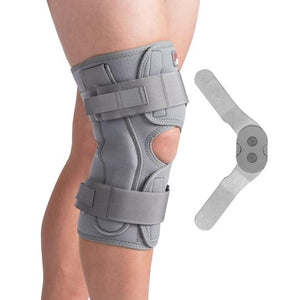 Swede-O Thermal Vent Open Wrap ROM Hinged Knee Brace